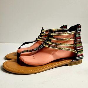 Ashley Stewart Sandals Size 10 W
